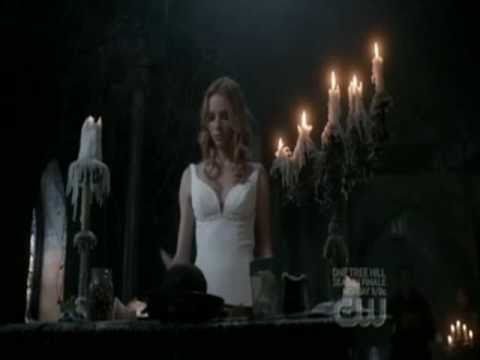Katherine Boecher as Lilith on Supernatural Part 2