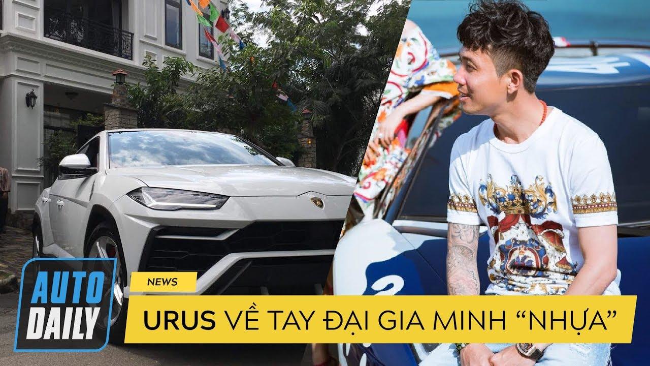 Lamborghini Urus đầu tiên tại Việt Nam về tay đại gia Minh Nhựa  AUTODAILY.VN 
