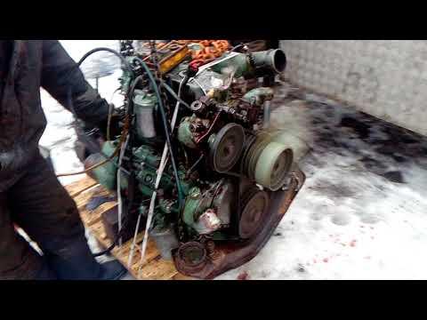 Mercedes OM364 с 609D