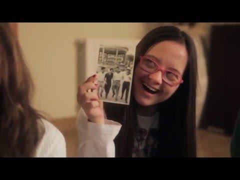 'El reencuentro' - Campaña DOWN ESPAÑA por el Día Mundial del Síndrome de Down 2016