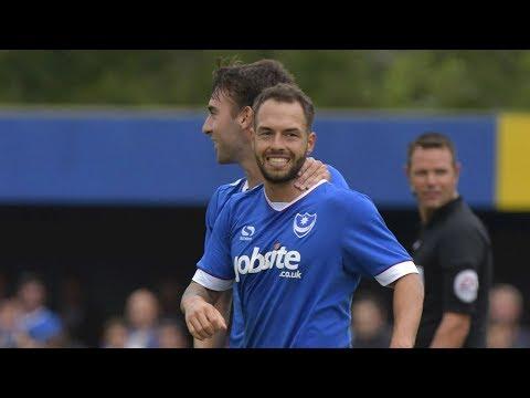 Pre-Season 2017/18: Newport IOW 0-8 Portsmouth XI