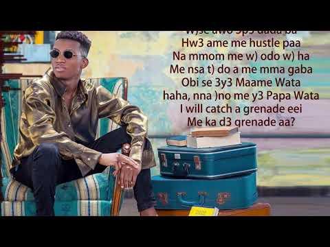 lyrics-video:-kofi-kinaata---adam-&-eve