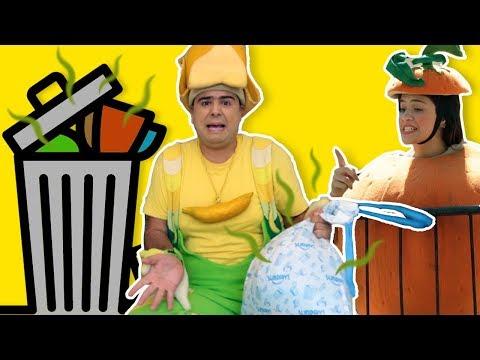 Fozi Mozi y Tutti, cuidar el medio ambiente  | Videos para niños