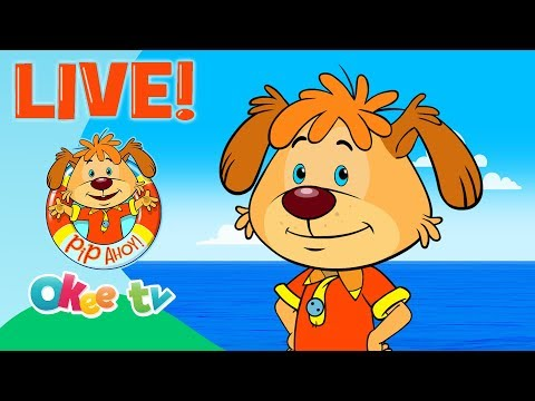🔴 PIP AHOY FULL EPISODES LIVE!