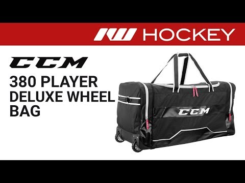 CCM 380 Player Deluxe Wheeled Bag Review