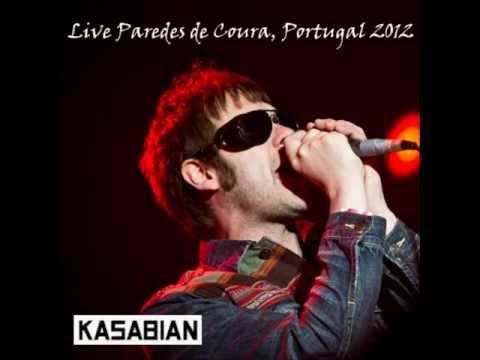Kasabian - Swarfiga (Paredes de Coura, Portugal, 2012)