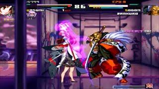 MUGEN Tag Tournament - Netherworld Battle