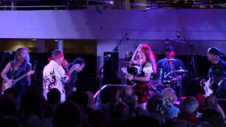 Hoochie Coochie Man by Nighthawks Ana Popovic Samantha Fish LRBC Jam San Juan Blues Cruise