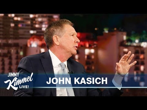 Governor John Kasich on Trump Impeachment, Climate Change