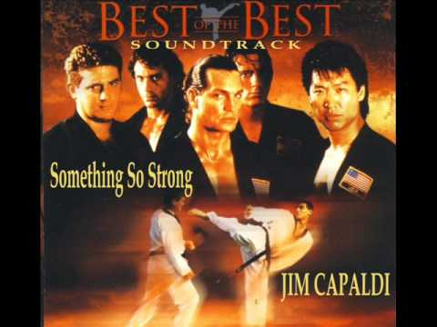 JIM CAPALDI  - SOMETHING SO STRONG (Best of the Best OST)