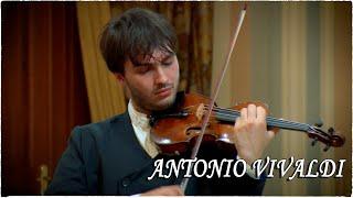 """Антонио Вивальди. Времена года. """"Зима"""". Allegro non molto. Исполненяет Франсуа Пино-Бенуа"""