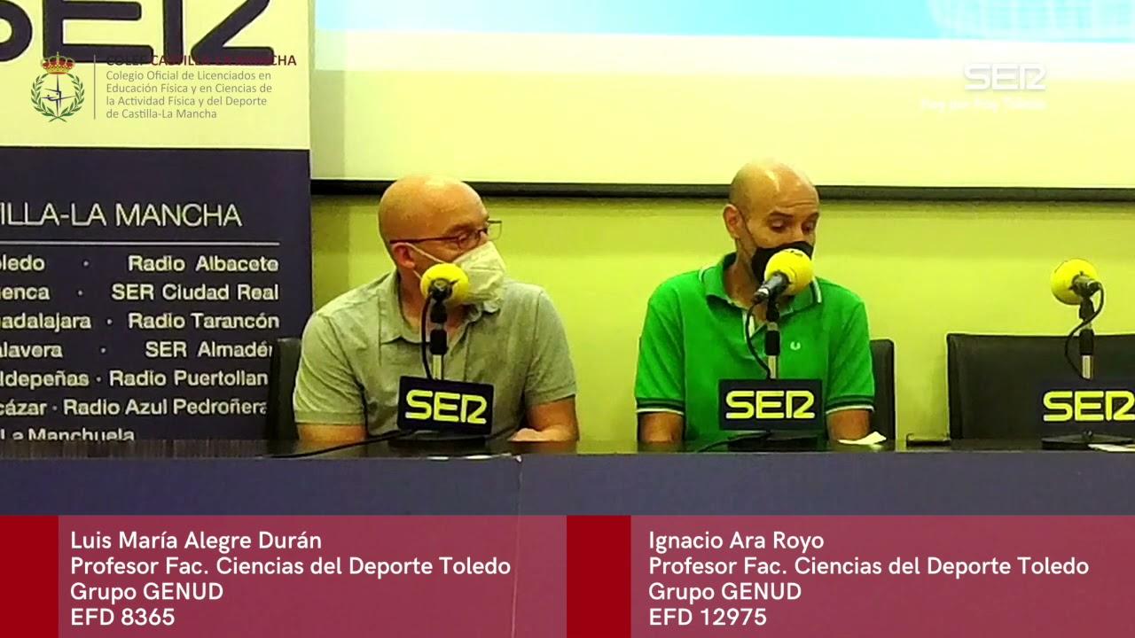 (3) Semana de la Salud y del Deporte - Hoy por hoy Toledo