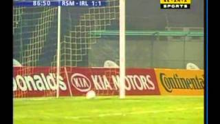 2007 (February 7) San Marino 1-Republic of Ireland 2 (EC Qualifier).avi