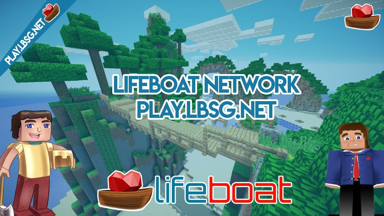 How to play on Lifeboat  Minecraft Pocket Edition Server