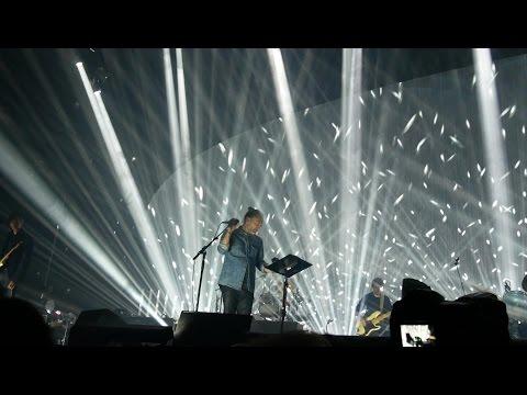 Radiohead - Full Concert in 4K - Live in Seattle - Front row