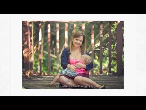 Happy World Breastfeeding Week from Alicia in Wonderland Photography thumbnail