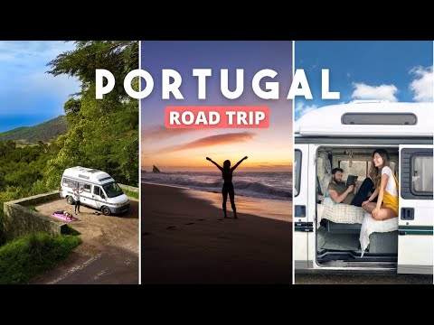 Portugal Van Life 2020 | Adventure To Lockdown