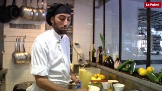Coupe du monde en cuisine (6) L'Italie se tortille pour ses linguine au citron et au romarin !