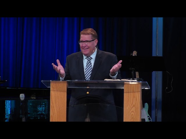 Treasuring the Treasure of the Kingdom of God | Matthew 13:44 | Dr. Brian Biedebach