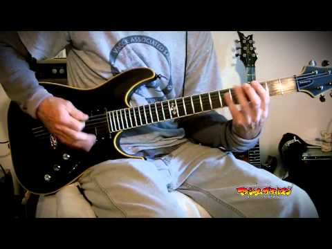 Maximum the Hormone ~ Koi no Mega Lover guitar