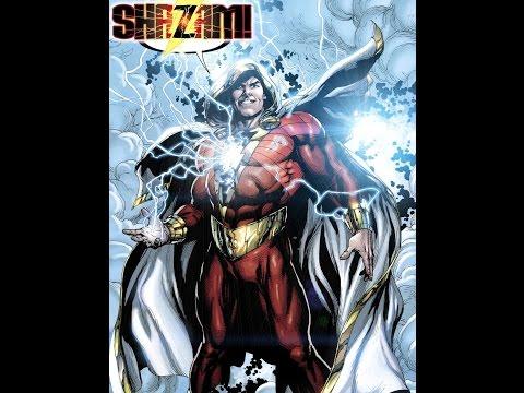 Superheroes Unmasked.. Shazam's African Origins