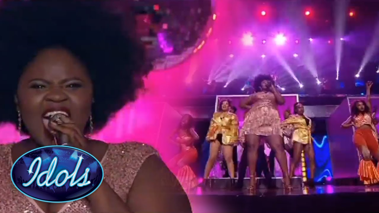 SASSIEST PERFORMANCE YOU'LL EVER SEE | Idols Global