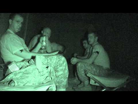 Haunted Bahrain Bunker and Guard Tower Investigation Part 1