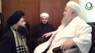 Cübbeli Ahmet Hoca Efendi'nin Mahmud Efendi Hazretlerini K S  Ziyareti