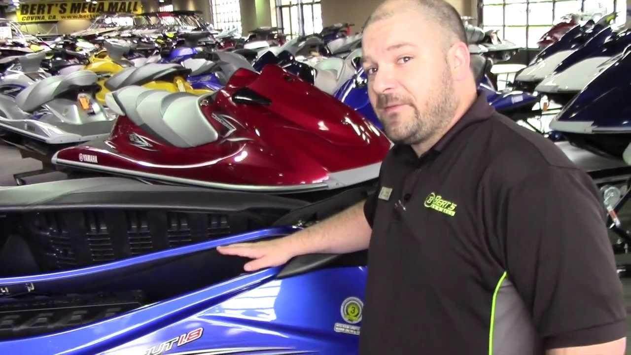 2013 Yamaha VXR Review | Jet Ski For Sale