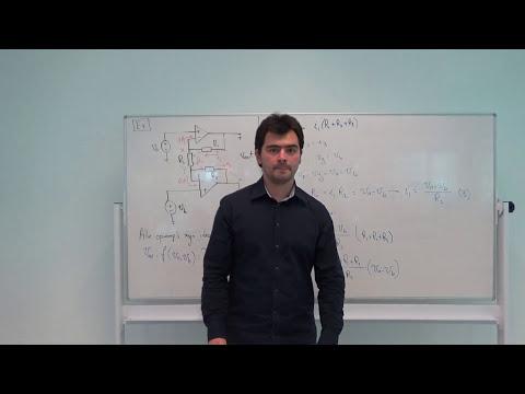ELONA1 Elektronica Op-Amp's - Les 6 - Ideal Op-amp Circuits, Mehmet Can, HHS Delft