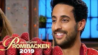 Bester Wochen-Bäcker: Rote Schürze für Sami | Entscheidung | Das große Promibacken 2019 | SAT.1 TV