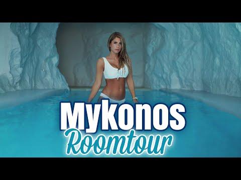 LUXUS Suite Auf Mykonos   Roomtour   MRS BELLA
