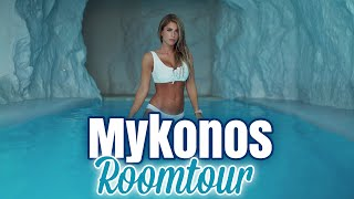 LUXUS Suite auf Mykonos | Roomtour | MRS BELLA