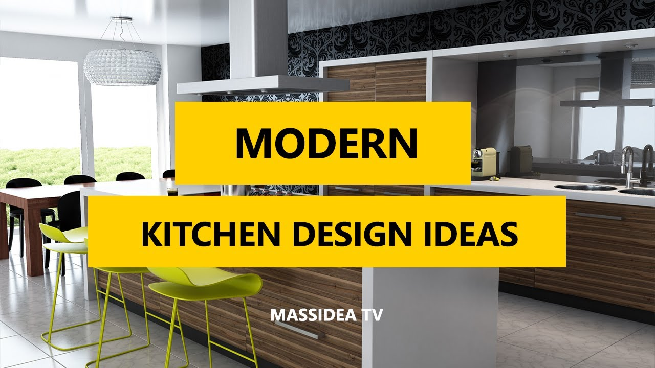 65 best modern kitchen design ideas in 2017 youtube for Kitchen design 65 infanteria