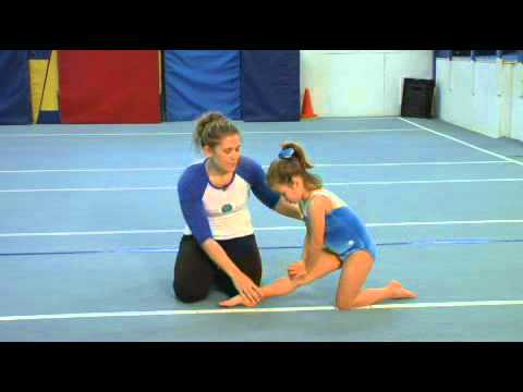 How To Do The Splits For Kids
