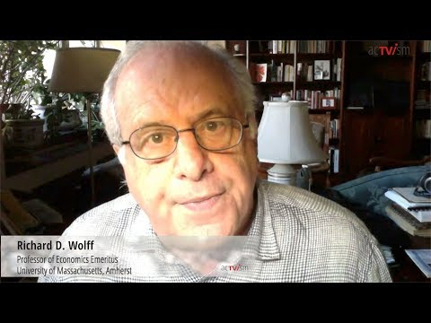 Is Libertarianism compatible with Capitalism?   With Richard D. Wolff