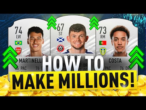 HOW TO MAKE MILLIONS OF COINS WITH SILVER PLAYERS! FIFA 21 TRADING TIPS