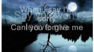 "Chris Daughtry-""Sorry"" Lyrics"