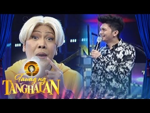 Tawag ng Tanghalan: Vice Ganda rants about students