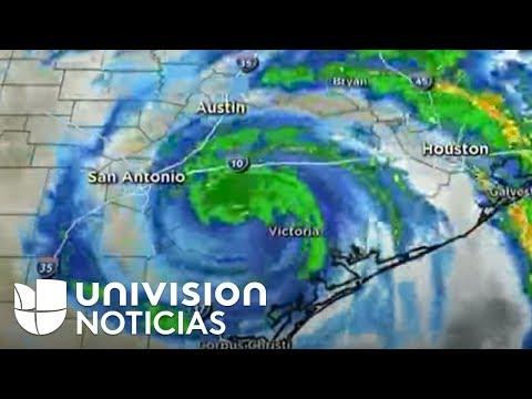 Programa Especial de Noticiero Univision: Huracán Harvey