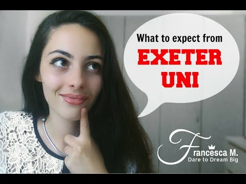 9 tips for Exeter University Students | Episode #3 | Student Tips | Tips for Uni | Uni of Exeter