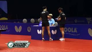 TTF World Junior Championships  Day 8 Finals