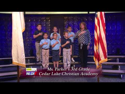 Cedar Lake Christian Academy - Ms. Parker's Class