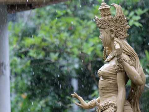 Alluring Bali Music - Rain - Gamelan Pacifica Trance Gong