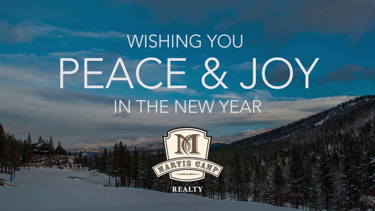 wishing you peace in the new year youtube