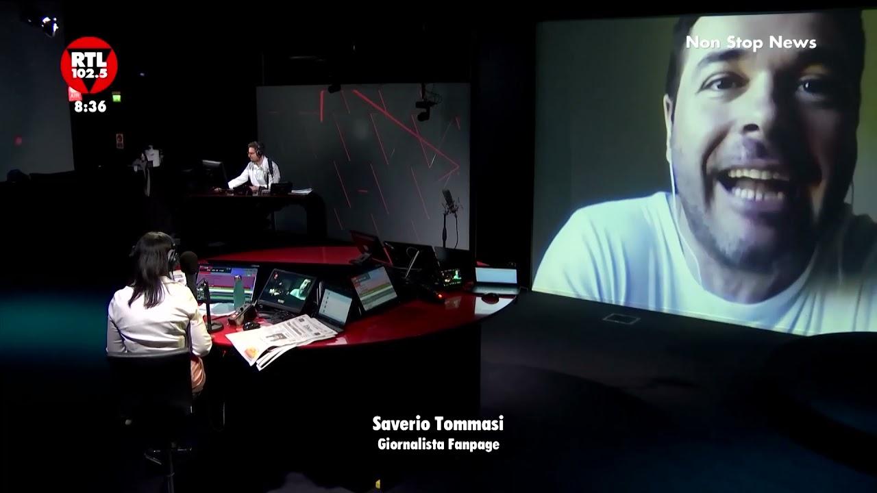 """Saverio Tommasi: il mio libro, """"In fondo basta una parola""""."""