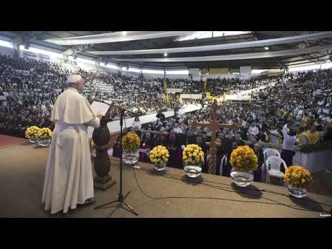 Pope Francis: speech in Bolivia I SUBTITLES AVAILABLE