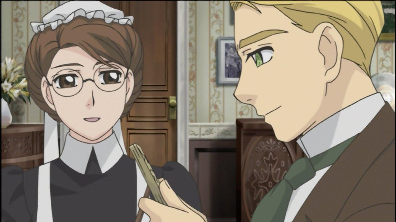 Emma: A Victorian Romance Blu-ray Trailer (English Dub)