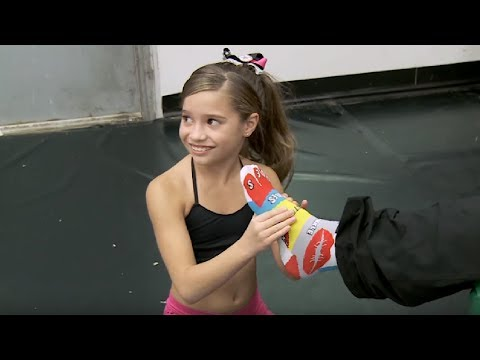 Dance Moms AWKWARD Moments!