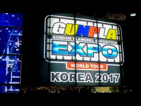 022 - GUNPLA EXPO World Tour 2017 - KOREA
